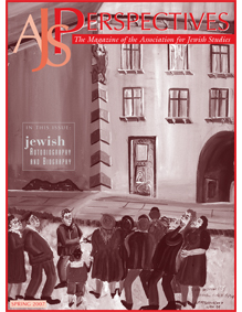 Spring 2007: Jewish Autobiography and Biography